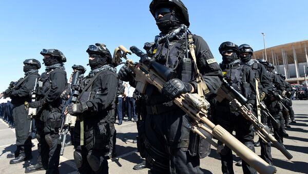 Brazilian army special forces (File) - Sputnik International