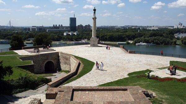 Cities of the wold. Belgrade - Sputnik International