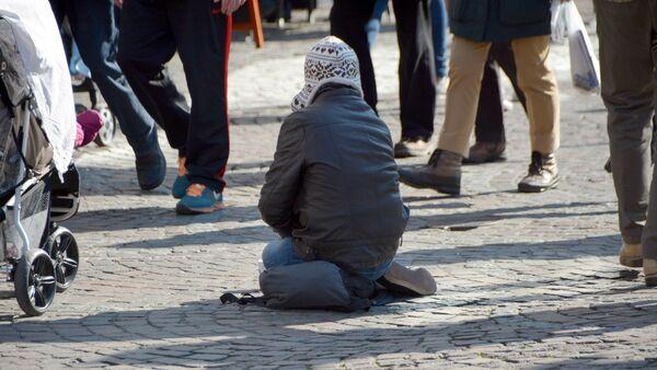 Beggar - Sputnik International