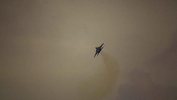 An Israeli air force jet fighter plane. (File) - Sputnik International