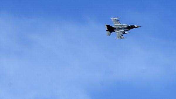 U.S. military fighter jet. (File) - Sputnik International