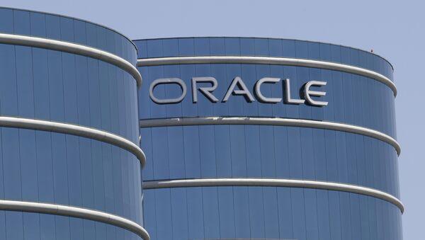 Oracle headquarters in Redwood City, Calif. (File) - Sputnik International