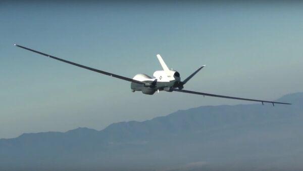 MQ-4C Triton - Sputnik International
