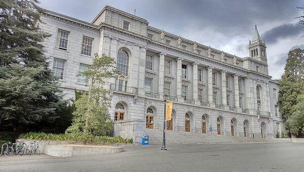 The University of California at Berkeley - Sputnik International