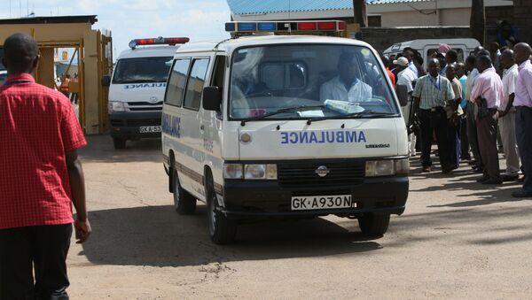Ambulance in Kenya (File) - Sputnik International
