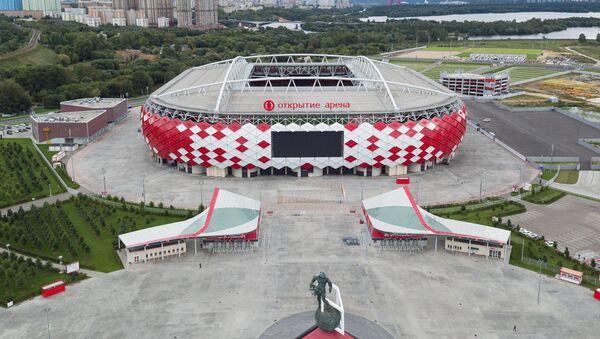 Otkrytiye Arena Stadium in Moscow - Sputnik International