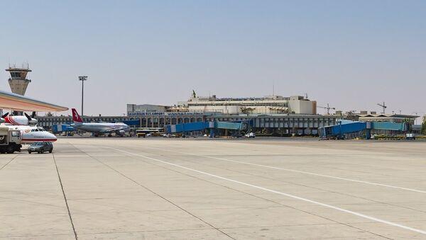 Damascus International Airport - Sputnik International