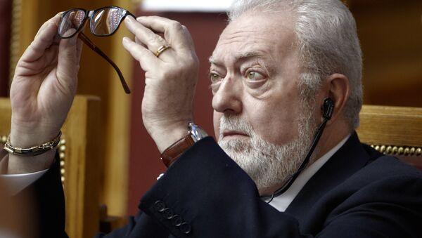Pedro Agramunt (File) - Sputnik International