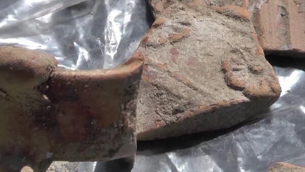Ancient Greek Altar Discovered In Crimea - Sputnik International