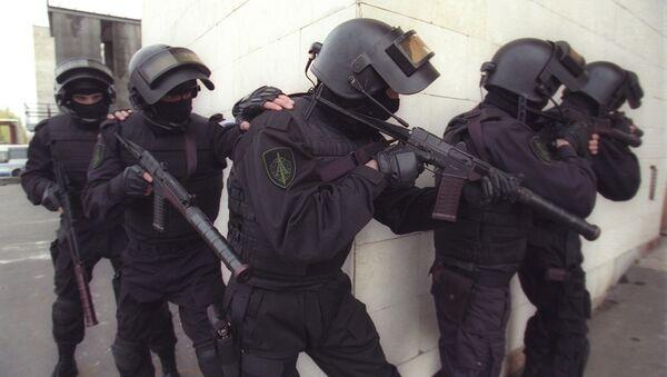 Counter-terrorism task-force of the Russian Federal Security Service (FSB) Alpha Group - Sputnik International