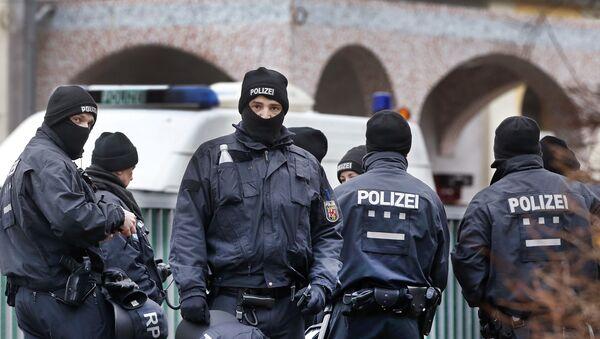 German police officers. (File) - Sputnik International
