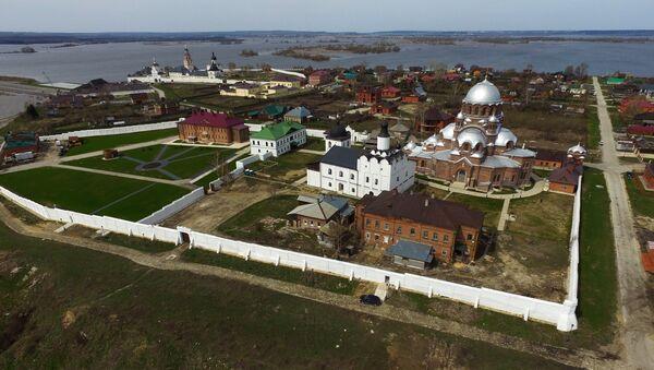 Island village Sviyazhsk - Sputnik International