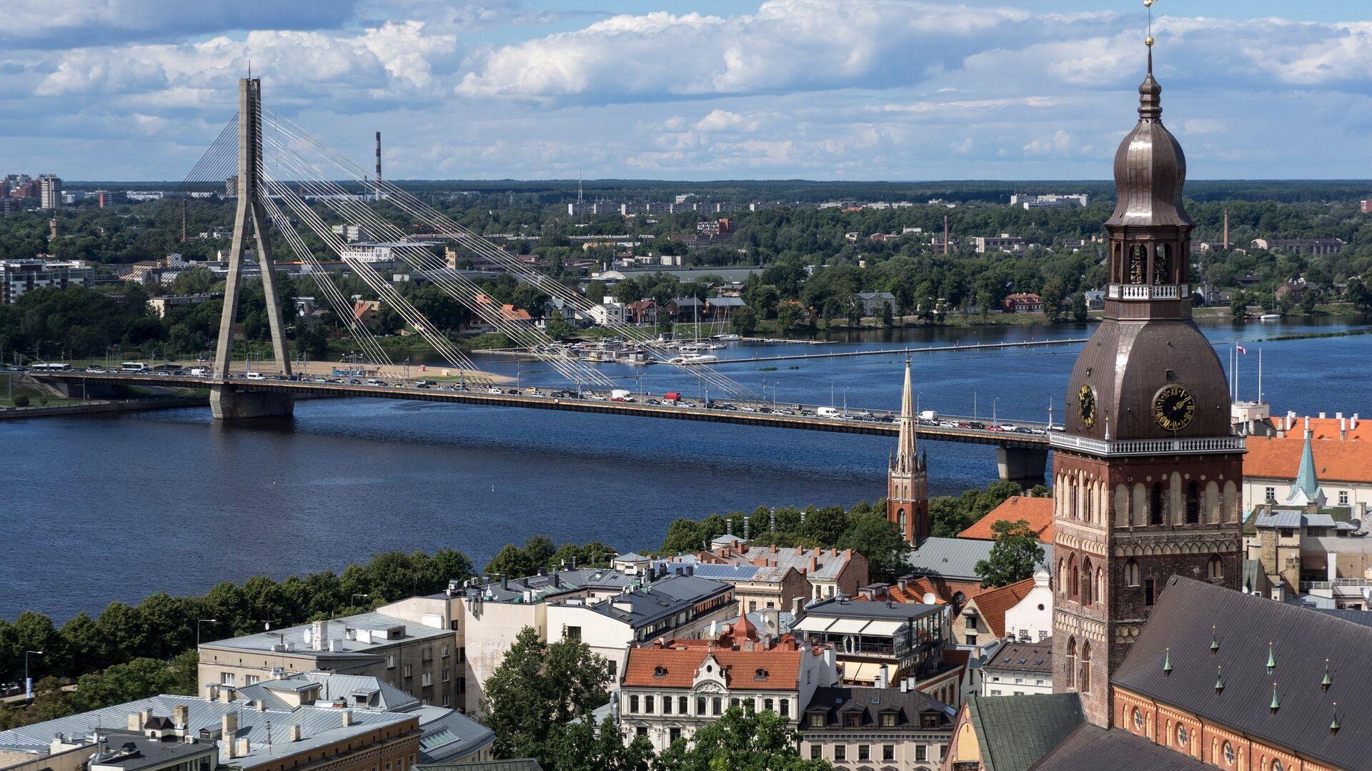 Cities of the world. Riga - Sputnik International, 1920, 15.09.2021