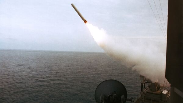 Tomahawk Cruise Missile - Sputnik International