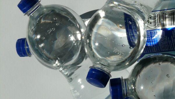 Plastic bottles - Sputnik International