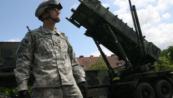 American Patriot missiles  (File) - Sputnik International