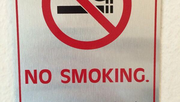No Smoking sign - Sputnik International