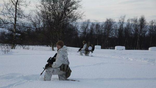 US Marines in Norway - Sputnik International