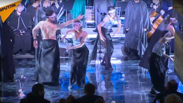 Elvish Opera Performed In Moscow Metro - Sputnik International