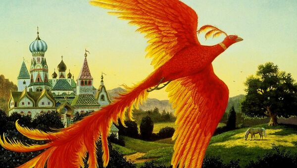 Russian Phoenix - Sputnik International