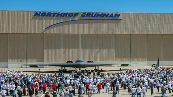 Northrop Grumman - Sputnik International