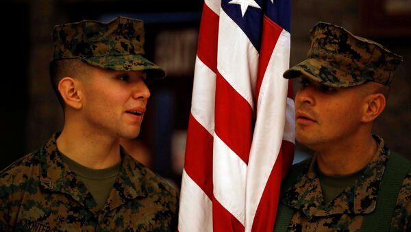 US soldiers - Sputnik International
