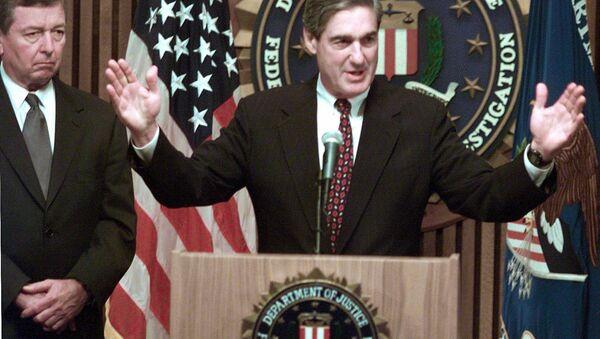 Former FBI Director Mueller - Sputnik International