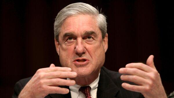 FILE PHOTO - FBI Director Robert Mueller testifies at a Senate Intelligence Committee hearing on Capitol Hill in Washington, DC, U.S. on February 16, 2011. - Sputnik International