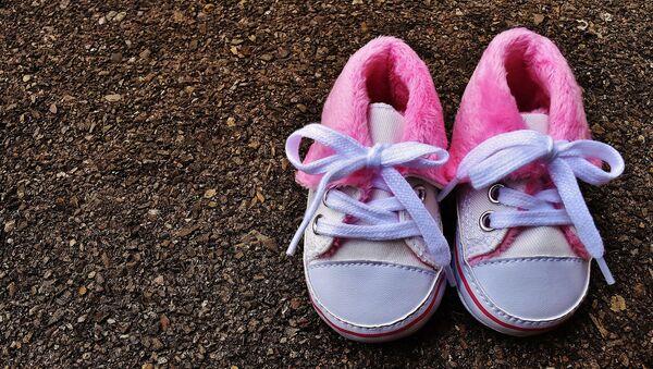 Baby shoes - Sputnik International