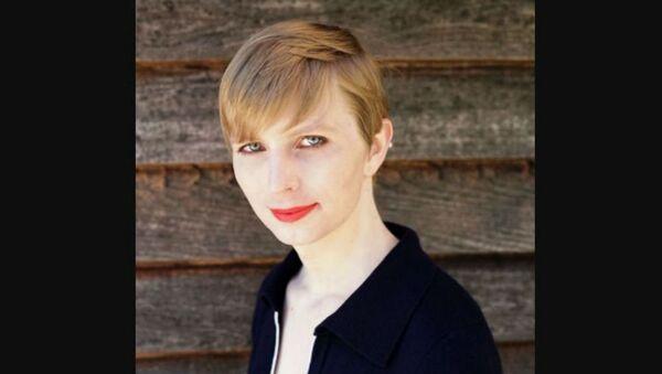 Chelsea Manning - Sputnik International