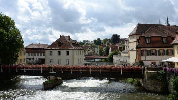 Cities of the world. Bamberg - Sputnik International