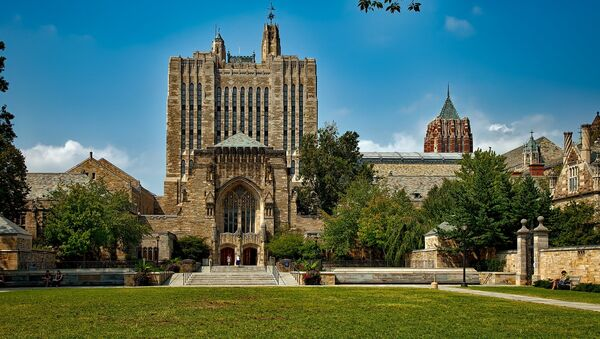 Yale University - Sputnik International