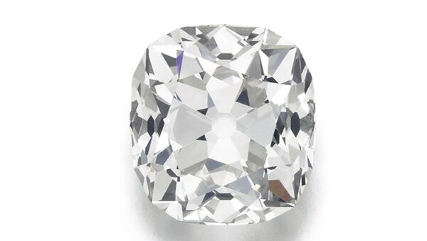a large 26.27 karat diamond ring, thought to be 'Costume jewelry' diamond really worth hundreds of thousands - Sputnik International