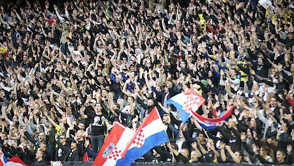 The Friends Arena — the home of Sweden's AIK club - Sputnik International