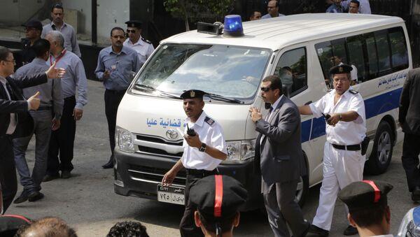 Ambulance, Egypt - Sputnik International