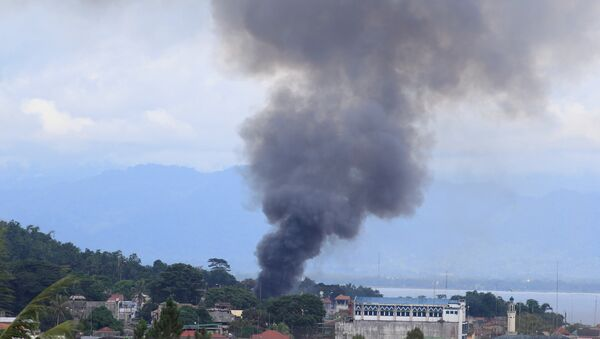 Marawi City - Sputnik International