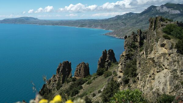 Karadag nature reserve in Crimea - Sputnik International
