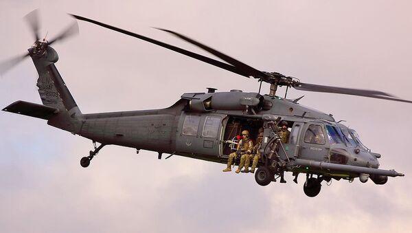 HH60 Pave Hawk - American Air Day Duxford - Sputnik International