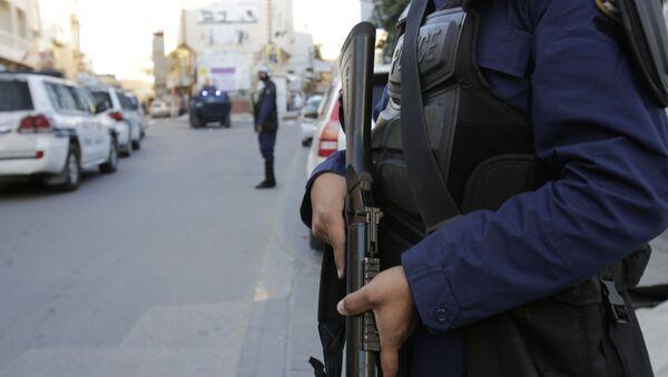 Saudi Arabia police - Sputnik International