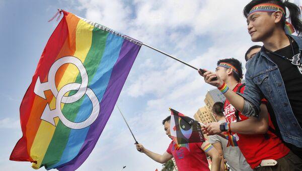 Taiwan Same Sex Marriage - Sputnik International