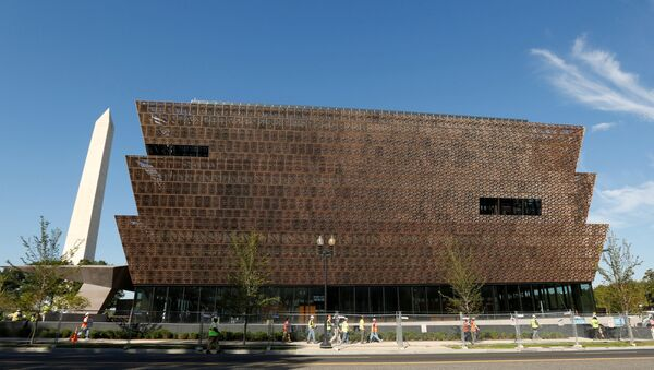 National Museum of African American History and Culture, Washington, DC. - Sputnik International