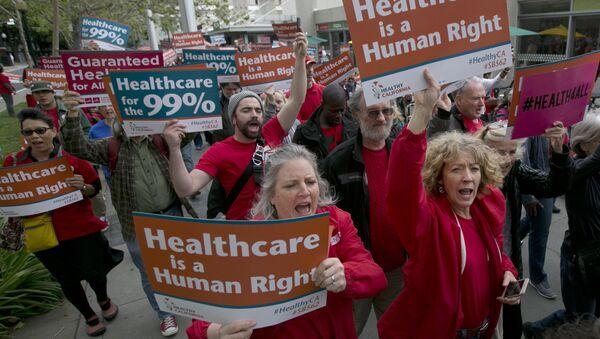 California Health Care - Sputnik International