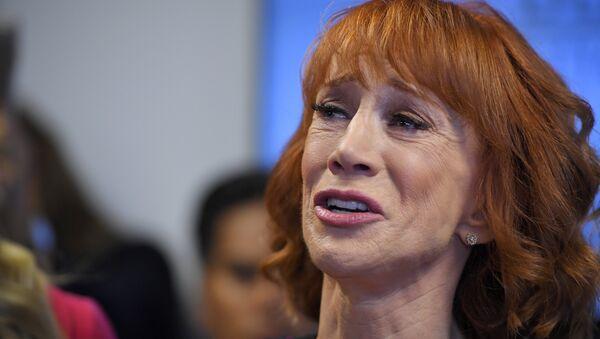 Trump Kathy Griffin - Sputnik International