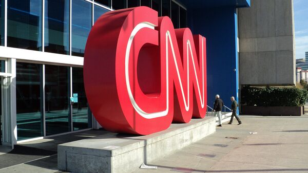 CNN Center - Sputnik International