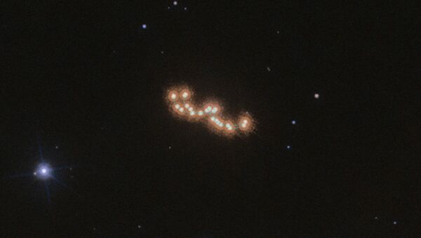 Waltzing brown dwarves Luhman 16AB - Sputnik International