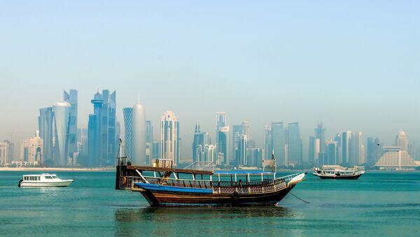 Doha skyline - Sputnik International