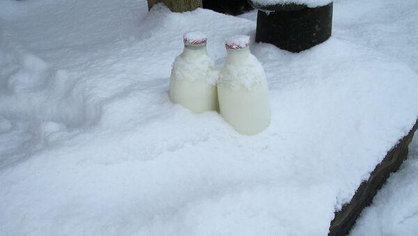Milk again! - Sputnik International