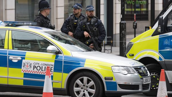London terror attack - Sputnik International