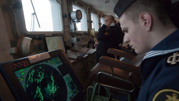 Military exercises of Russian Northern Fleet - Sputnik International
