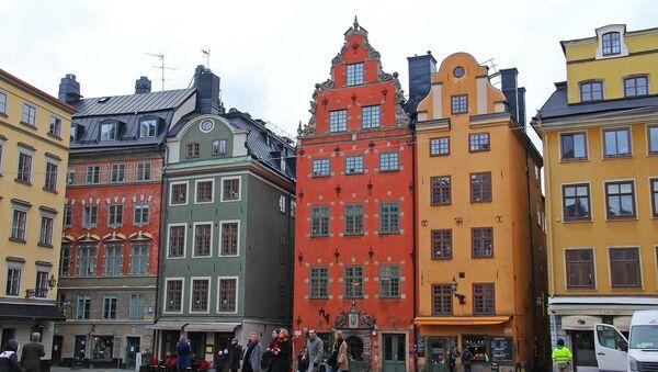 Gamla Stan, Stockholm, Sweden - Sputnik International